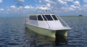 Яхта-катамаран «Леди Джаз»